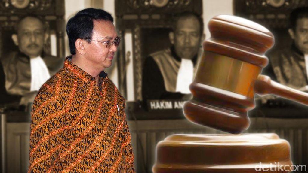 Ahok Bebas atau Dipenjara? Sikap Netizen Terbelah