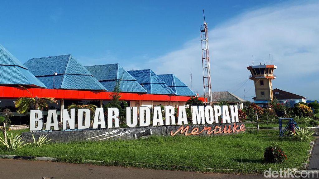 Selamat Datang di Merauke, Timur Terdepan Indonesia