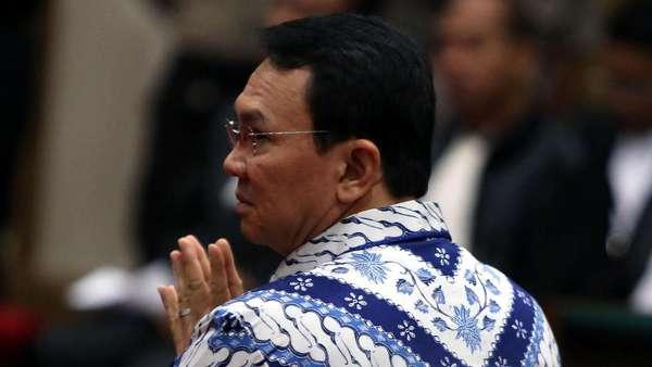 Keluarga Setuju Ahok Jalani Hukuman di Rutan Mako Brimob Depok