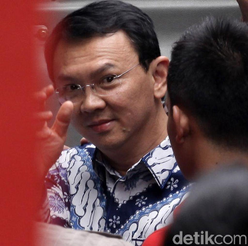 Ahok Mundur dari Gubernur DKI karena Tak Mau Bebani Jokowi