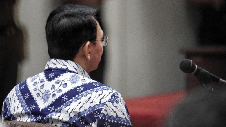Ahok Tolak Jadi Saksi di Sidang Buni Yani
