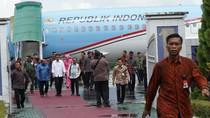 Jokowi Lanjutkan Kunjungan Lintas Nusantara ke Tanah Papua