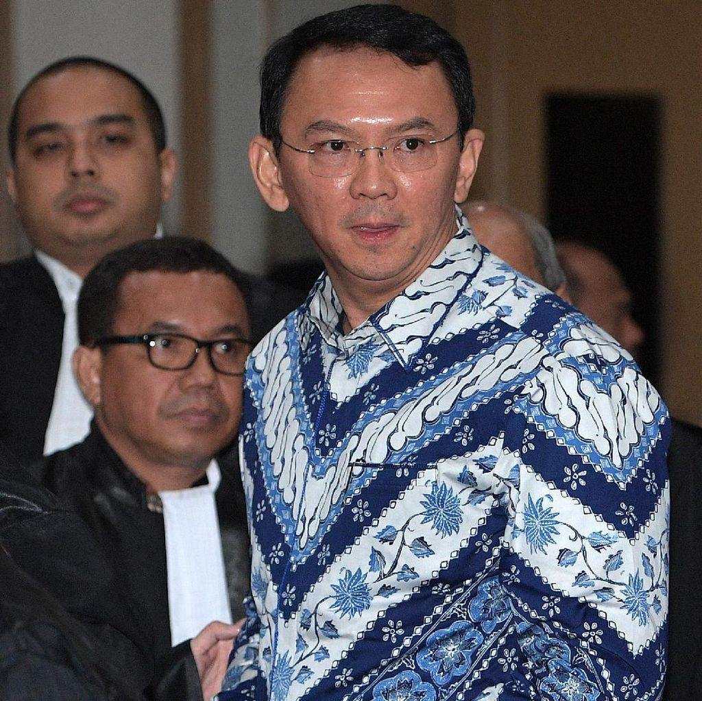 PT DKI Sudah Bentuk Majelis Banding Ahok, Ini Tanggapan Jaksa