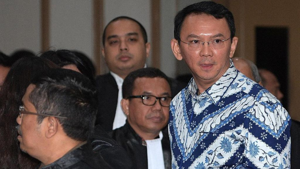Ini Surat Pengunduran Diri Ahok ke Presiden Jokowi