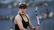 Lewat Sharapova, Bouchard Ciptakan Panggung di Manolo Santana Court