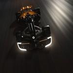 Begini Wujud Mobil Balap Formula 1 di Masa Depan