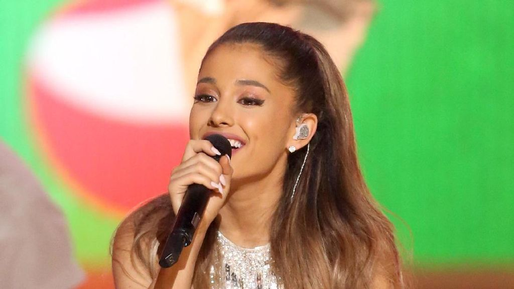 Tempat Konser Ariana Grande di Manchester Tiba-tiba Meledak