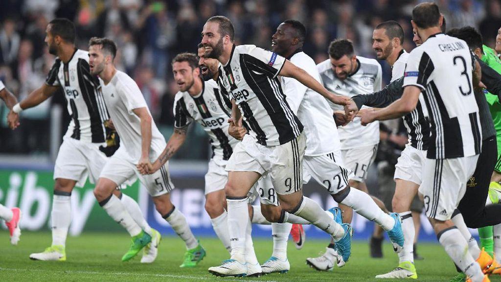 Kalahkan Monaco, Juventus Mantap ke Final