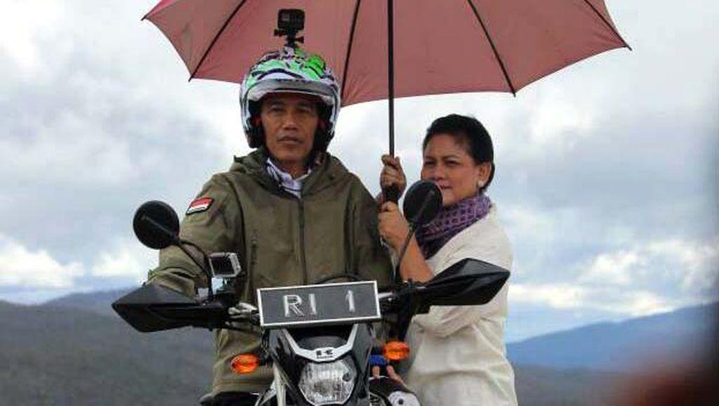 Jokowi Kagum 3.800 Km Jalan Trans Papua Berhasil Dibuka