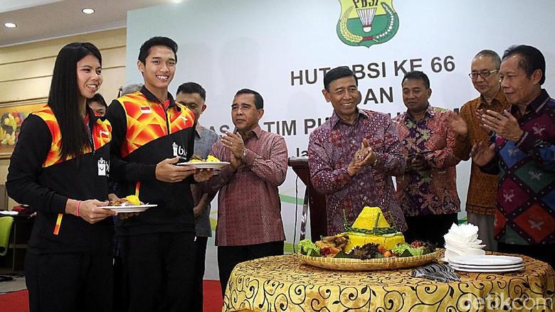 Jonatan Termuda dan Greysia Tertua di Piala Sudirman 2017, Benarkah?