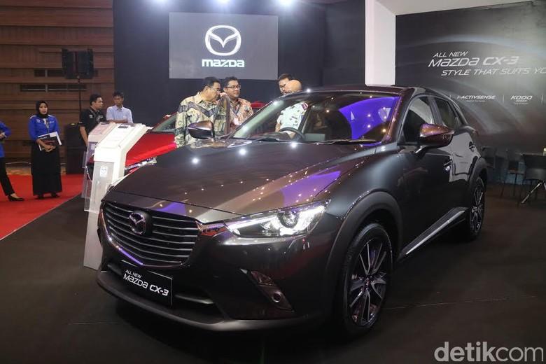 Mazda CX-3 Mulai Debutnya di Indonesia Timur