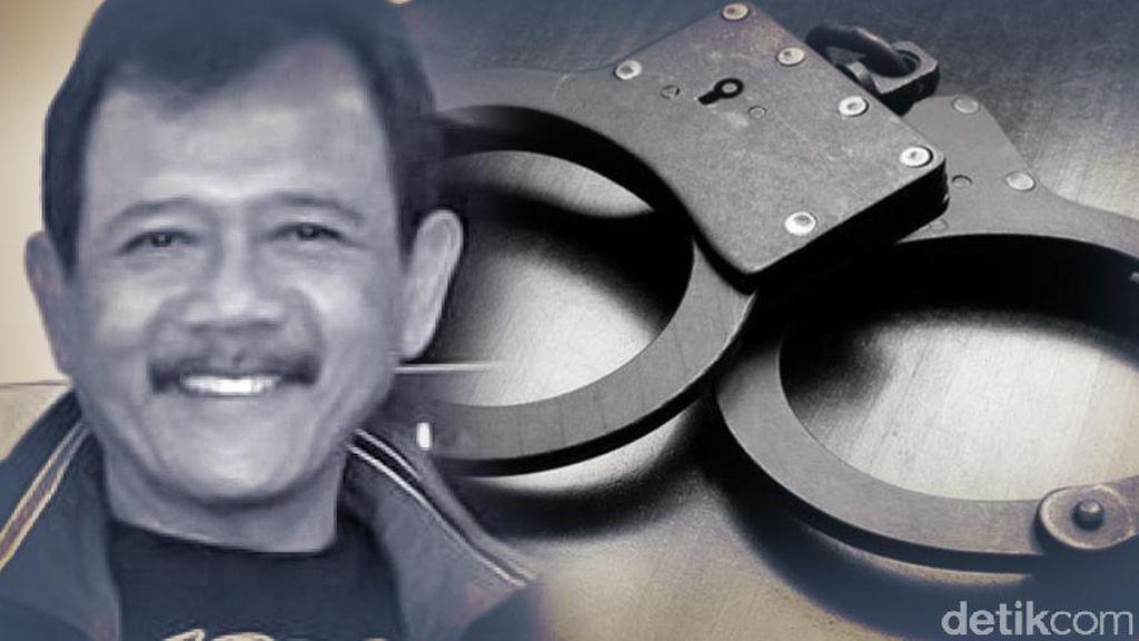 Berkas Perkara Ki Gendeng Pamungkas Dilimpahkan ke Kejati DKI