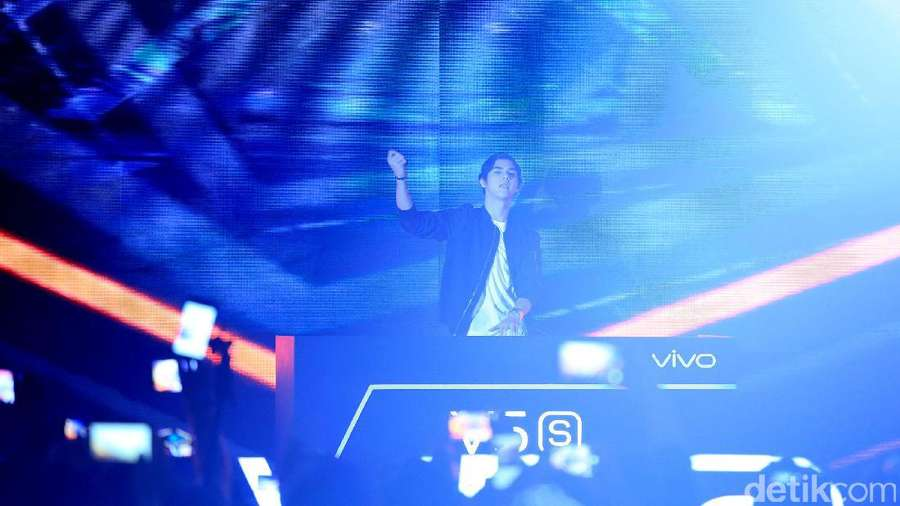 Kharisma Al Saat Nge-DJ