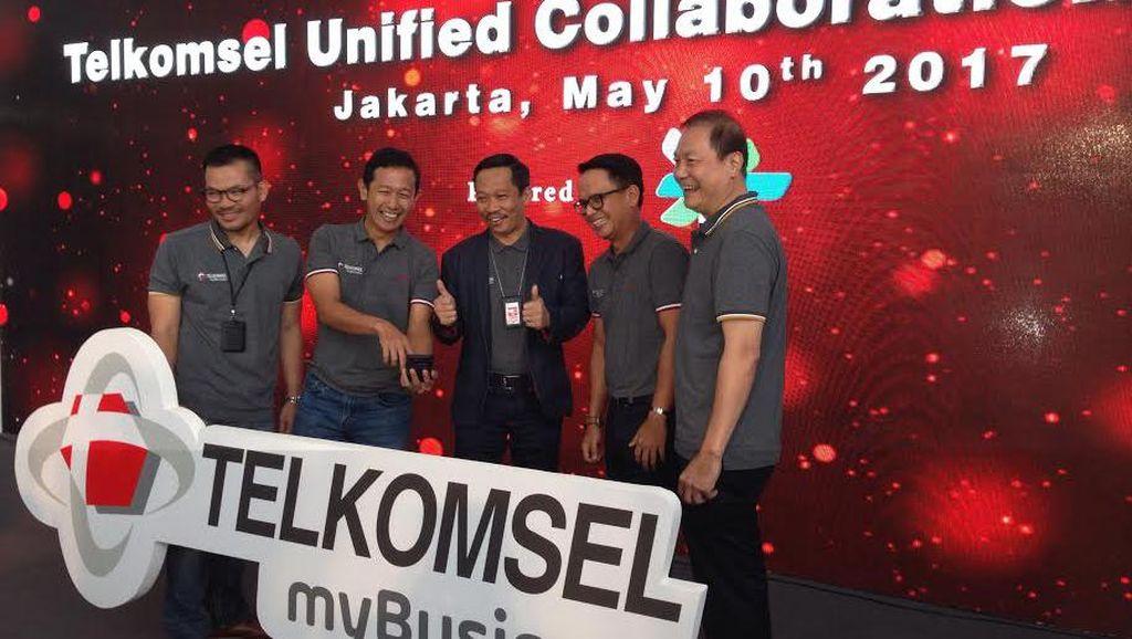 Telkomsel Unified Collaboration, Solusi Korporasi Serba Digital