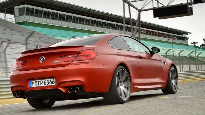 BMW Setop Produksi Seri 6 Coupe?