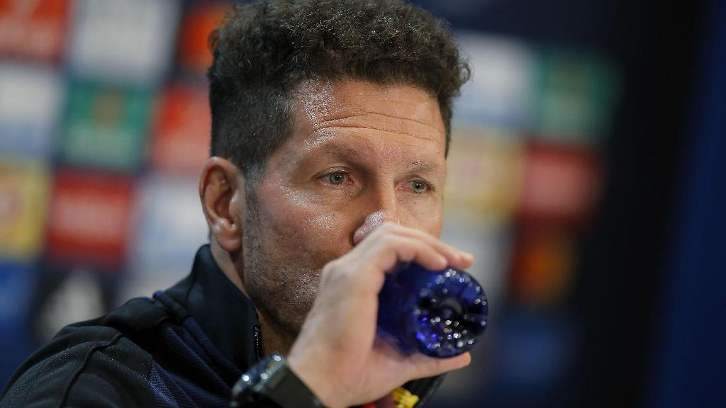 Simeone Inginkan Start Bagus dan Kesigapan untuk Bertahan dari Atletico