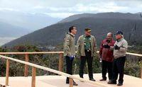 Jokowi Naik Motor Trail