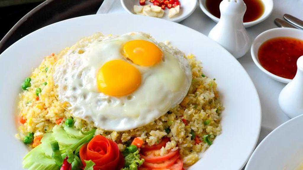 Nasi Goreng Tetap Sehat, Asalkan Diracik dengan Cara Ini