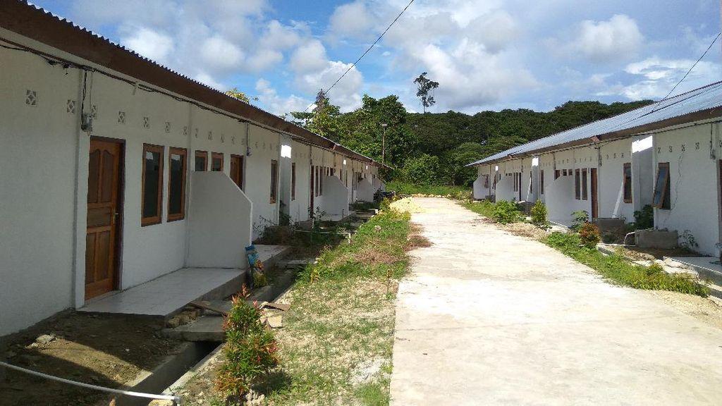 Pemerintah Bangun 50 Rumah di Perbatasan RI-Papua New Guinea