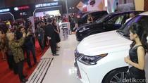 Makassar Kota Pembuka Pameran Otomotif GIIAS 2017