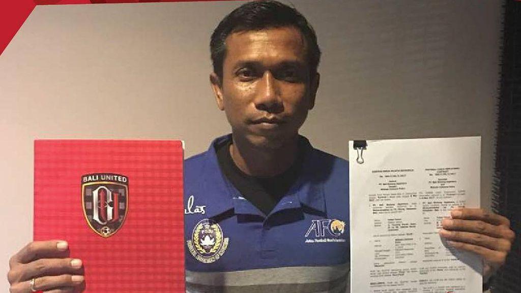 Widodo Cahyono Putro Tangani Bali United