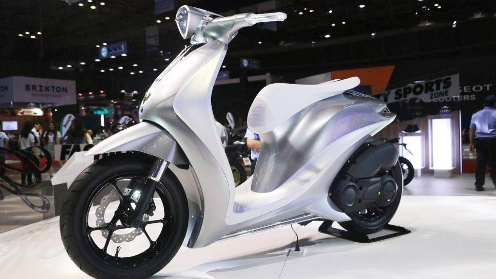 Yamaha Glorious, Konsep Yamaha yang Cantik