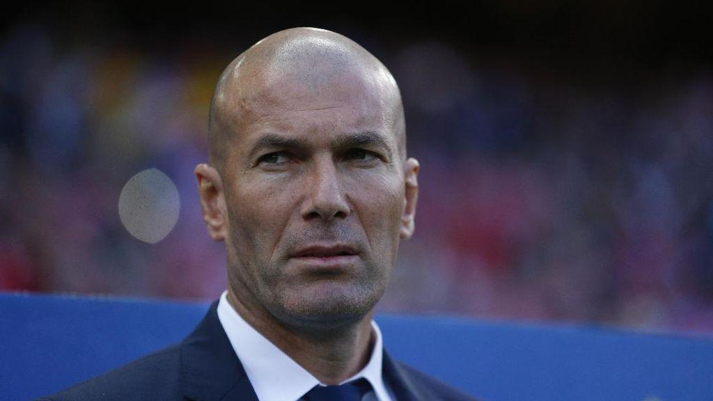 Timnas Prancis Sudah Menunggumu, Zidane