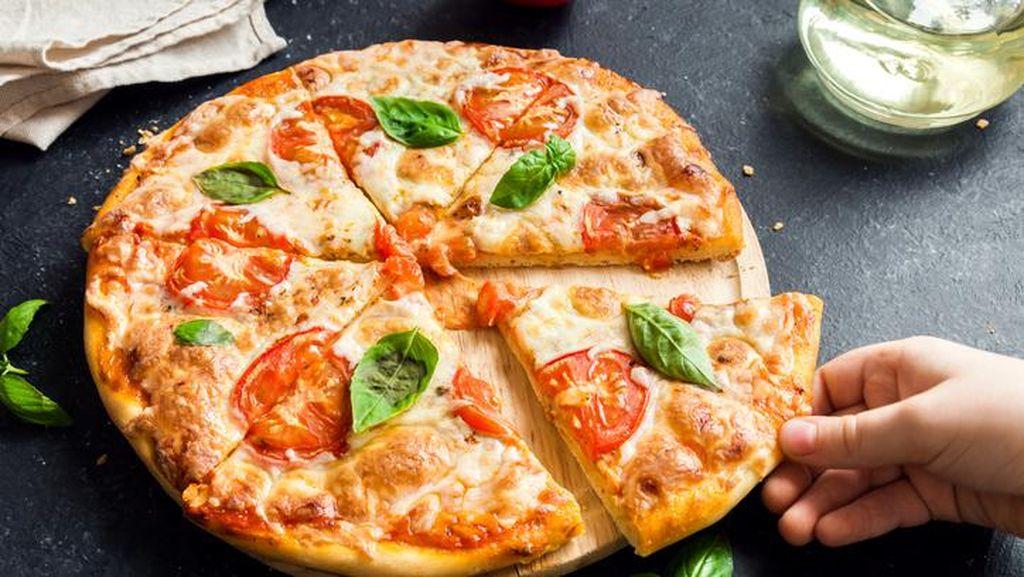 Wah, Pizza Jadi Makanan Favorit Pasangan yang Lakukan Kencan Semalam!