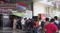 Hari Pertama Indofest, Pengunjung Membludak!