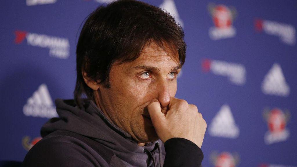 Conte Tanggapi Rumor Ketertarikan Inter