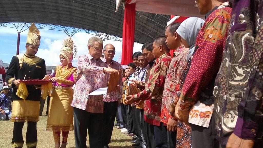 Gubernur Aceh Ajak Petani-Nelayan Bersatu Wujudkan Lumbung Pangan