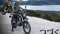 Kamen Rider cs Ramaikan Meme Nge-trail Jokowi