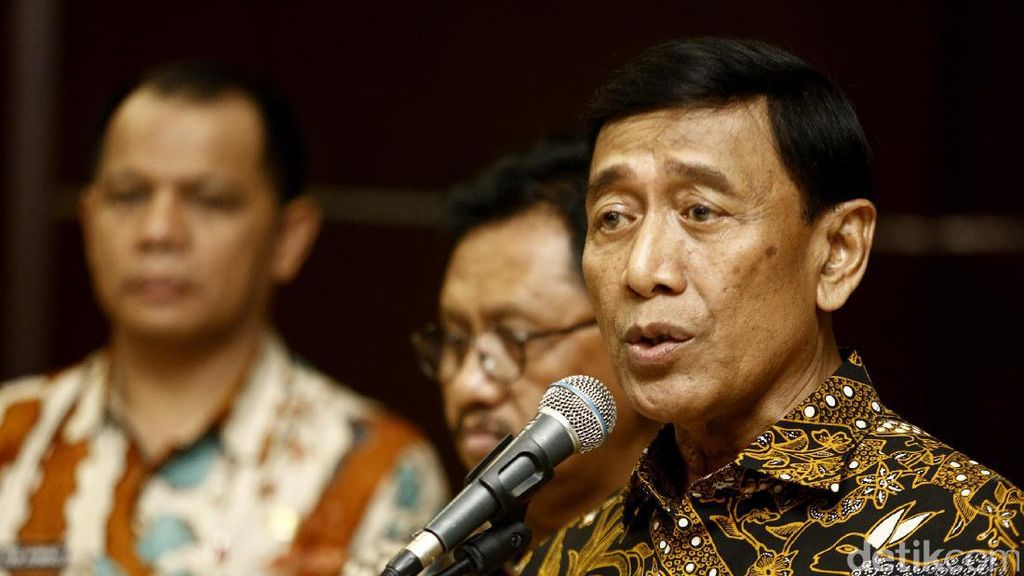 Wiranto: Presiden Sudah Lakukan Langkah Tegas Berantas Teroris