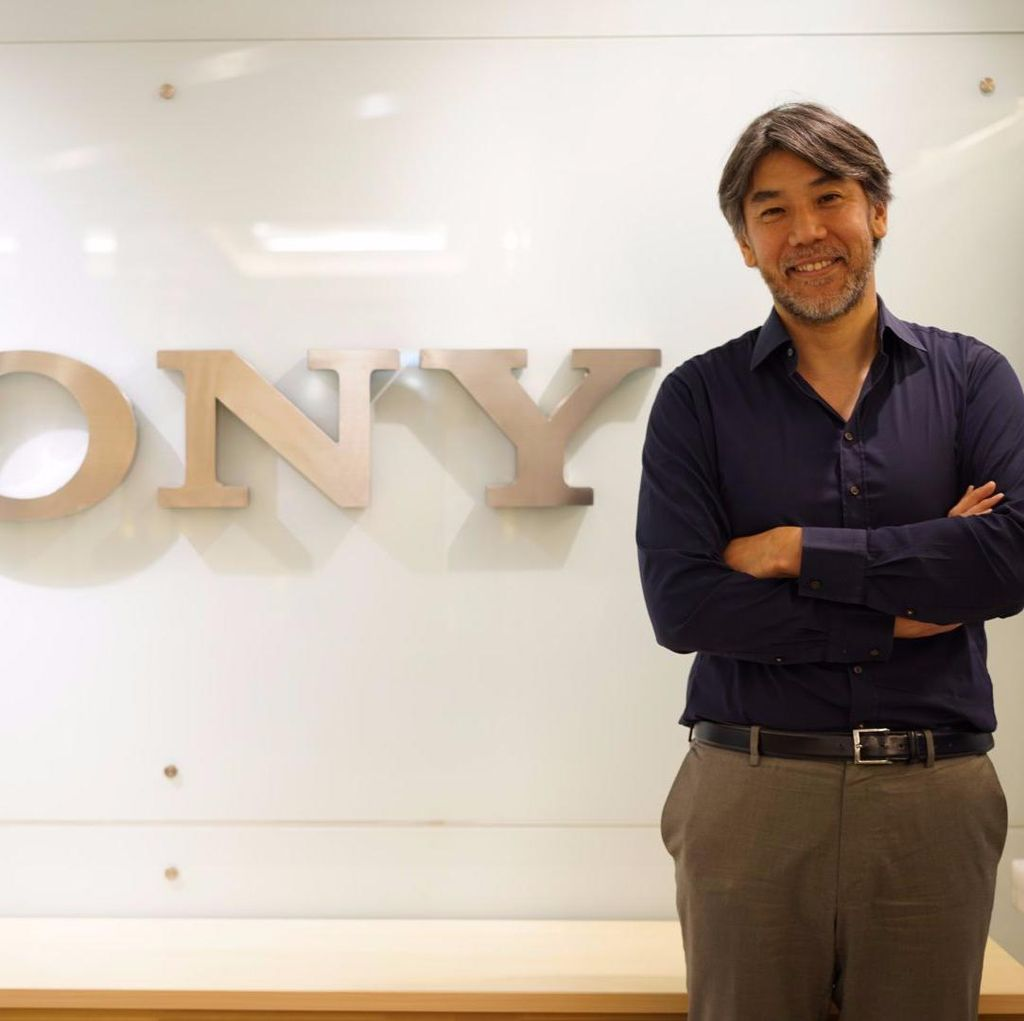 Bos Baru Sony Indonesia Tak Sabar Ingin Blusukan