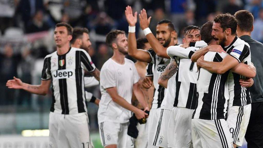 Juventus: Agar Tak Runner-up Lagi, Juga Wujudkan Treble