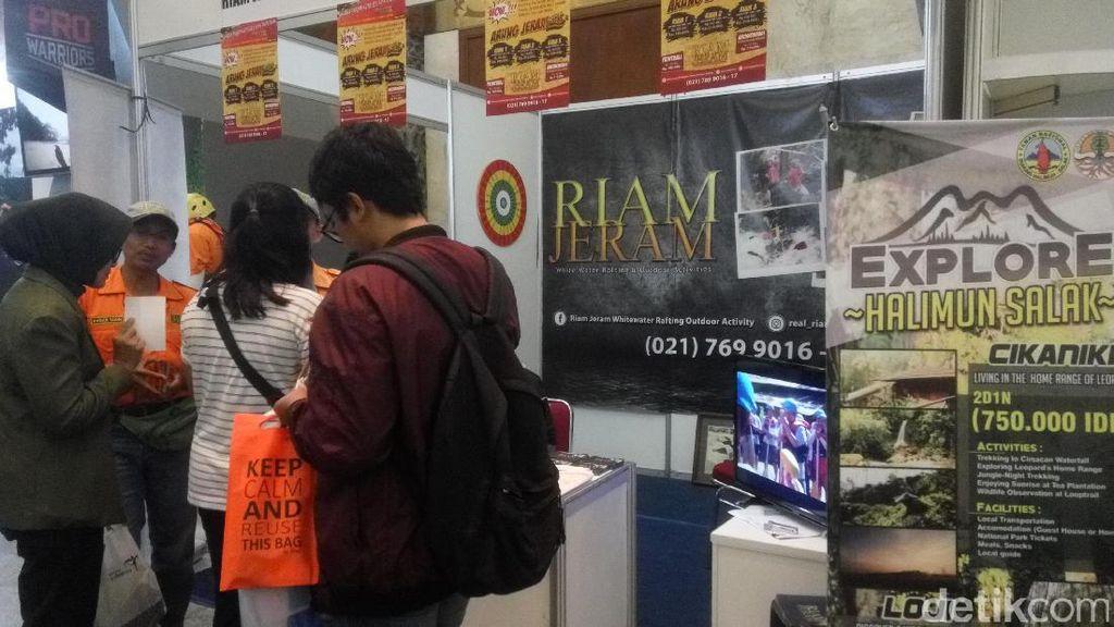 Indofest 2017, Bisa Berburu Paket Arung Jeram Seru!