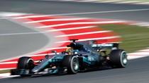 Di Sesi Kedua, Hamilton dan Mercedes Lagi-Lagi Tercepat