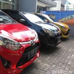 Pengujian Si Mungil Agya dari Bandung ke Lembang