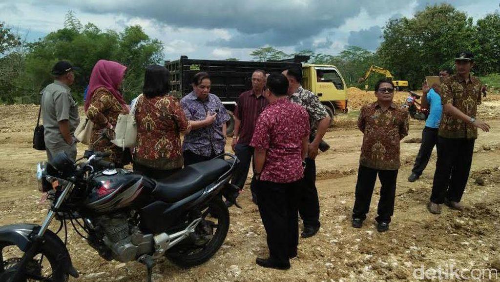 Potensi Konflik, Dewan Pertanyakan Terbitnya IMB Pabrik Gula Blitar