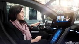 Mobil Masa Depan Pembaca Suasana Hati