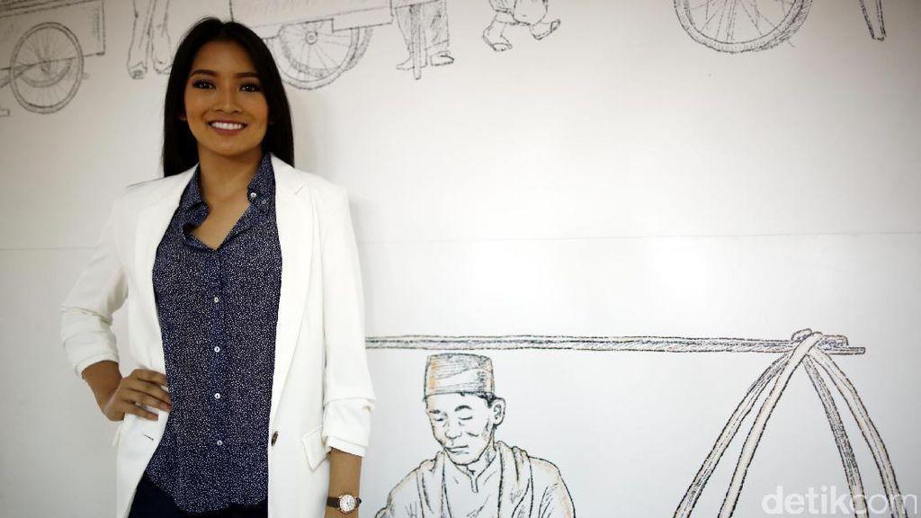 Tetap Rajin Olahraga Saat Traveling Ala Putri Indonesia 2015