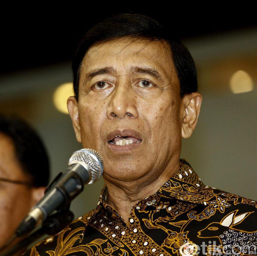 Wiranto: Jangan Khawatir TNI Akan Menyalahgunakan UU Terorisme
