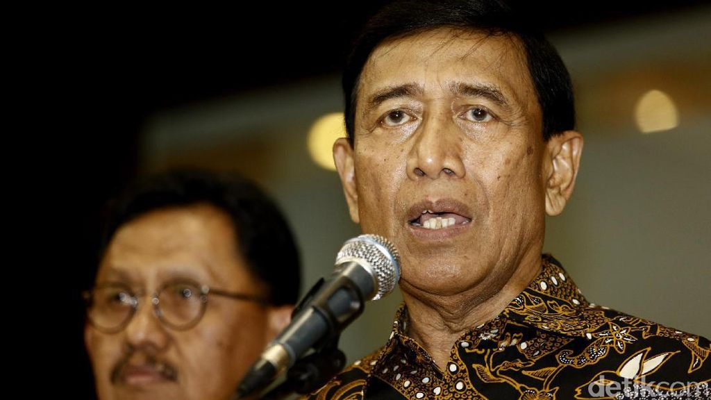 Wiranto: Aksi yang Mengarah ke Radikalisme Harus Dihilangkan
