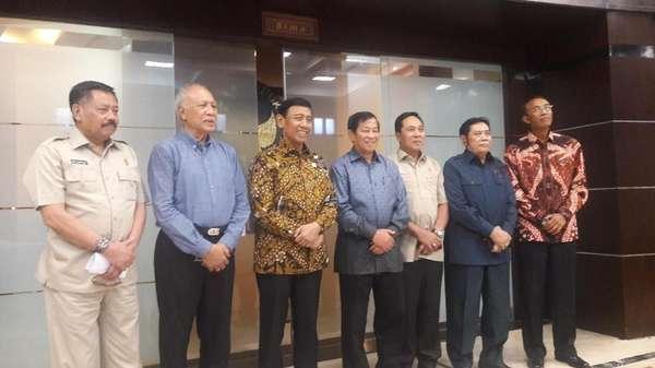 Purnawirawan Jenderal TNI-Polri Dukung Pemerintah Bubarkan HTI
