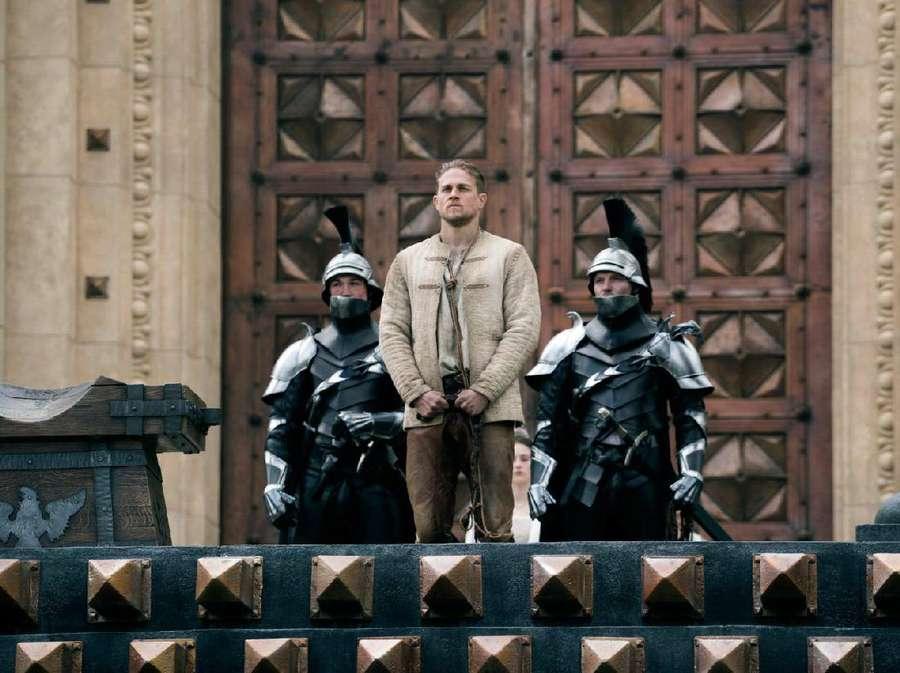Kisah Klasik dan Aksi David Beckham di King Arthur: Legend of the Sword