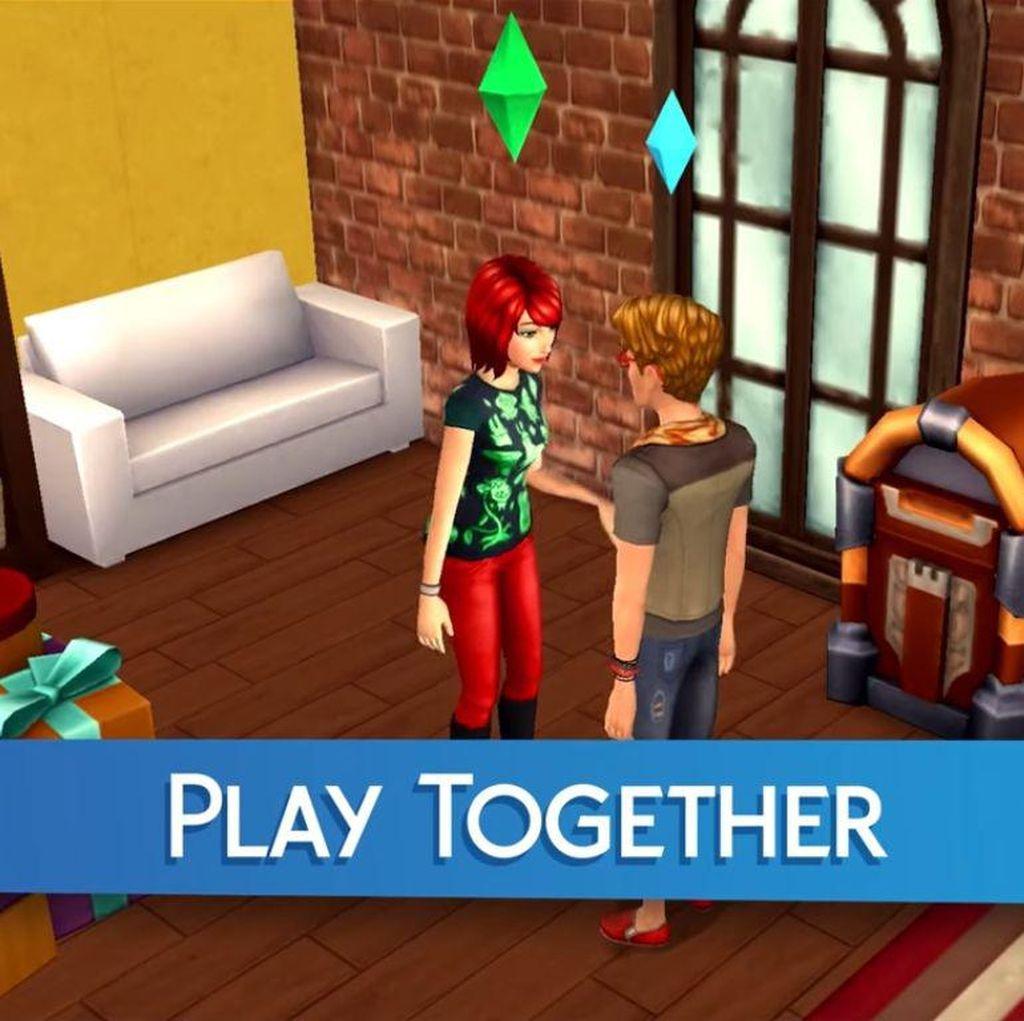 Versi Pertama The Sims Mendarat di Smartphone