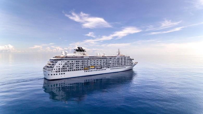 Kapal cruise The World (dok. The World)
