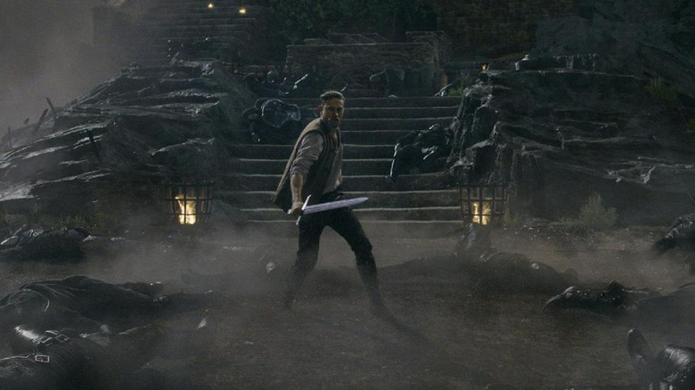 King Arthur: Legend of the Sword: Reka Ulang Sang Ksatria Berpedang Sakti