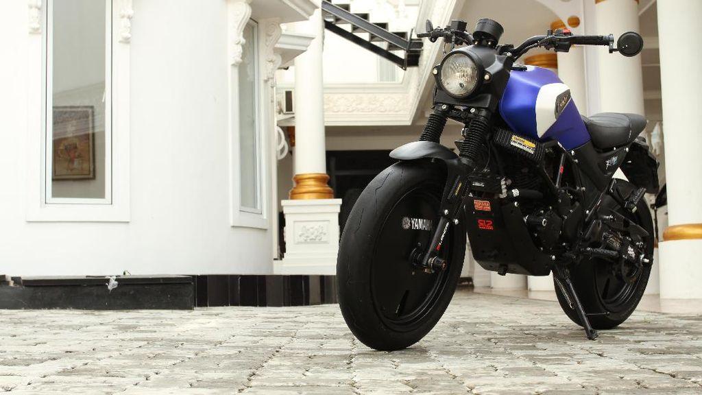 Yamaha Scorpio Bergaya R1V4LZ Limited Edition