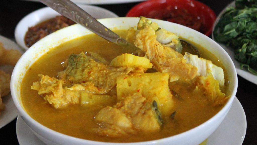 Gangan Ikan dan Mie Belitung, Kuliner Khas Belitung Timur yang Patut Dicoba